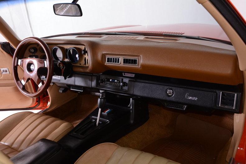 1976 Chevrolet Camaro Image 68