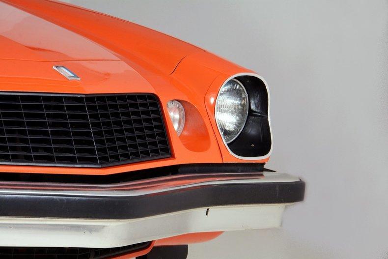 1976 Chevrolet Camaro Image 73