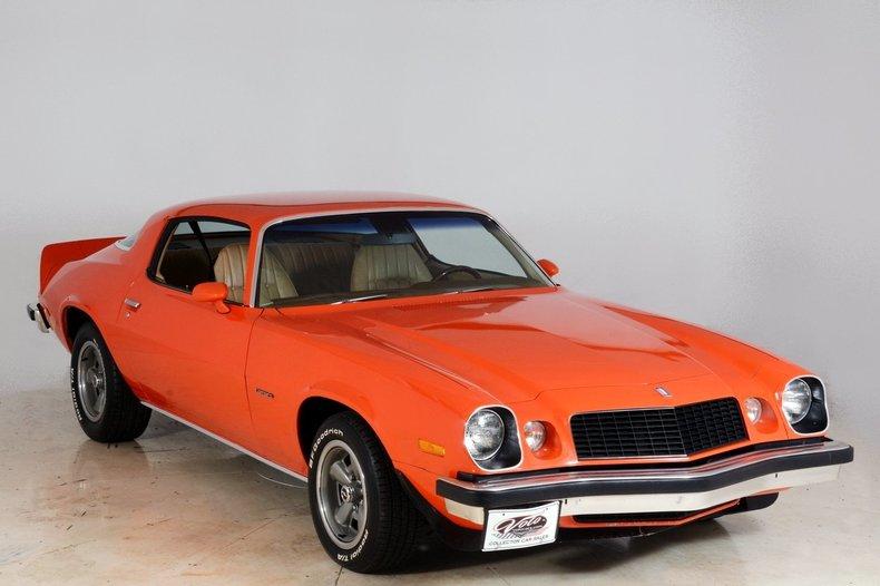 1976 Chevrolet Camaro