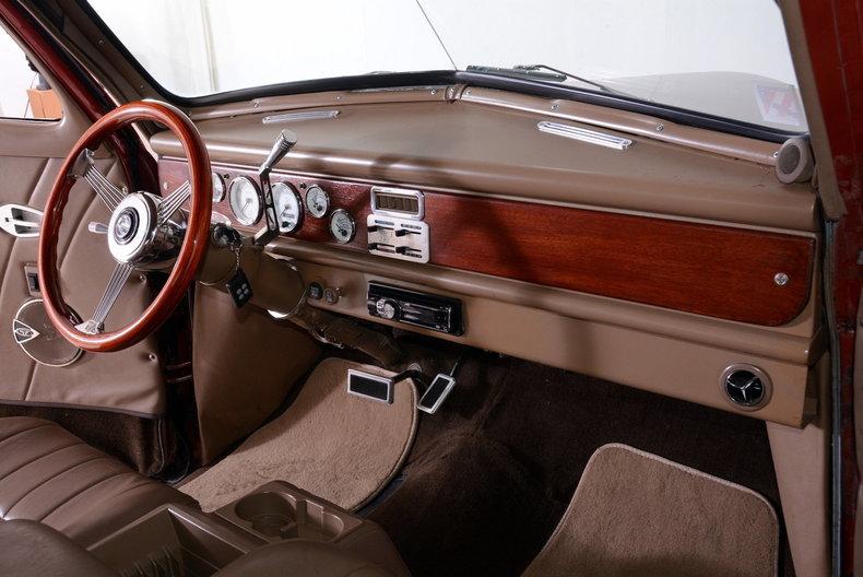 1948 Chevrolet Stylemaster Image 21