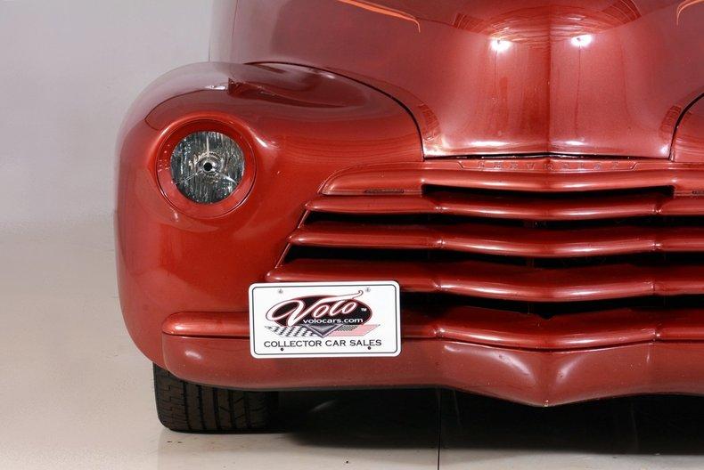 1948 Chevrolet Stylemaster Image 47