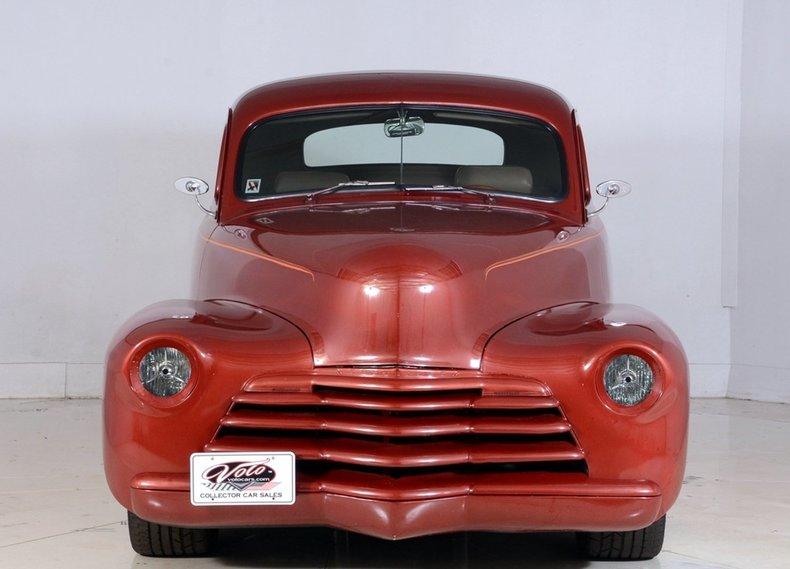 1948 Chevrolet Stylemaster Image 56