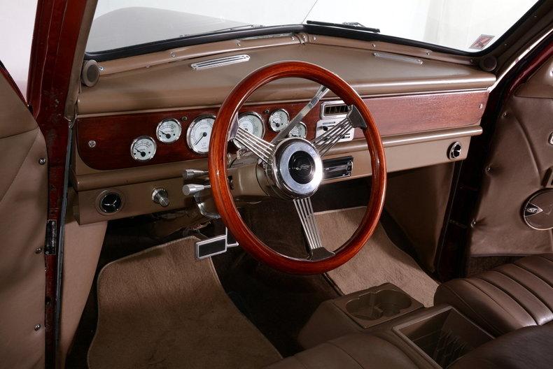 1948 Chevrolet Stylemaster Image 62