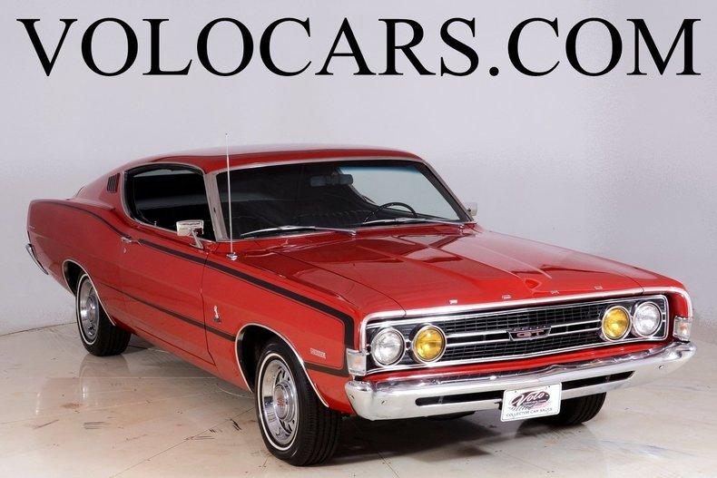 1968 Ford Torino Image 1