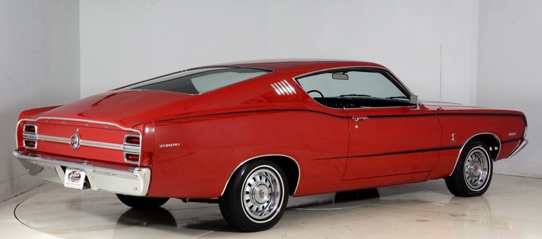 1968 Ford Torino Image 3