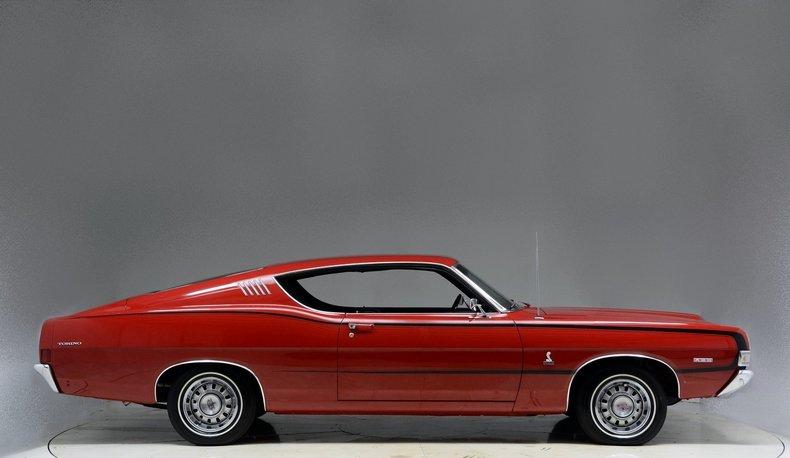 1968 Ford Torino Image 5