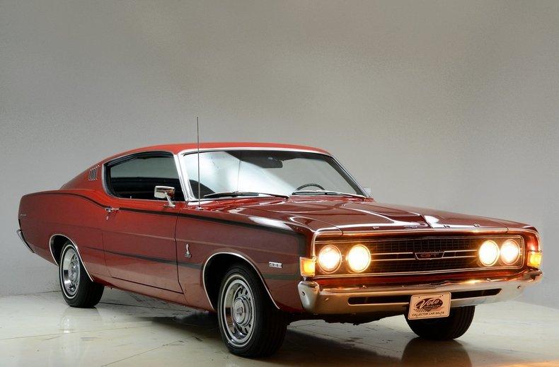 1968 Ford Torino Image 9