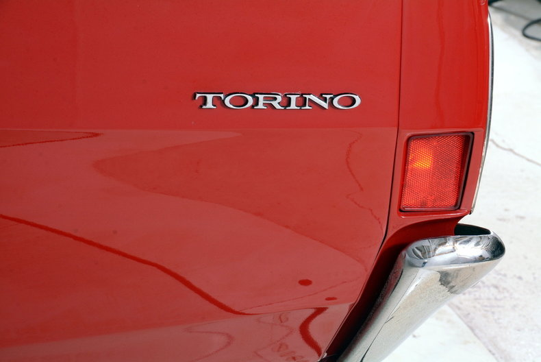 1968 Ford Torino Image 22