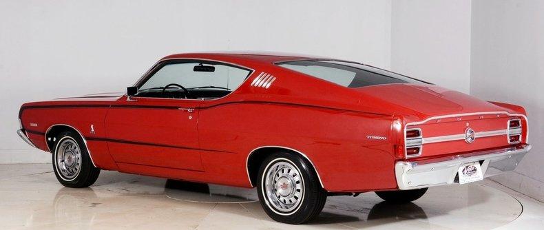1968 Ford Torino Image 33