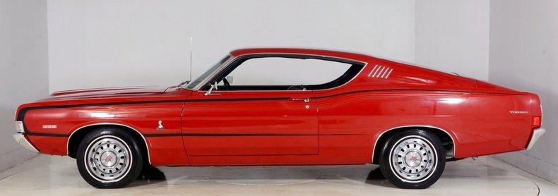 1968 Ford Torino Image 41