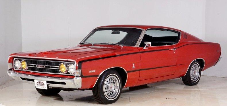 1968 Ford Torino Image 49