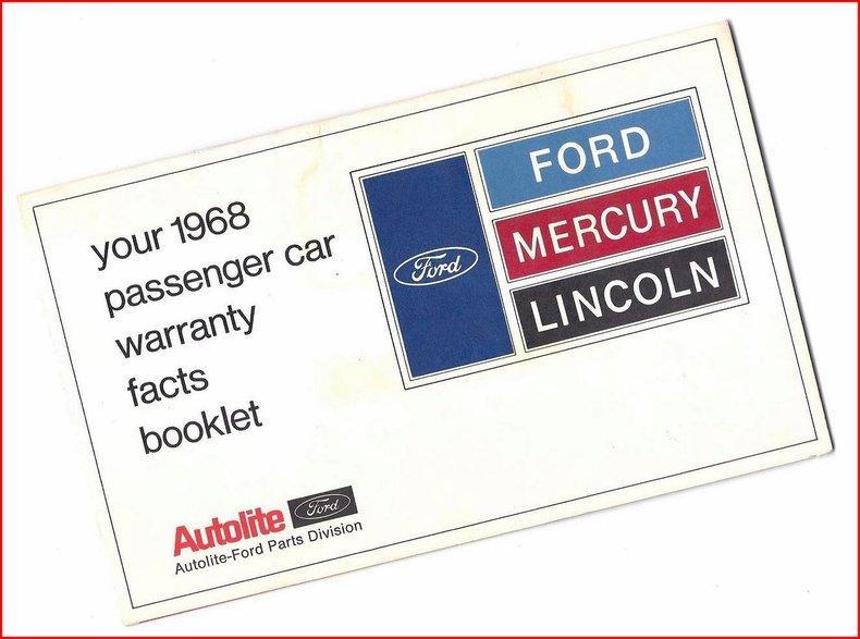 1968 Ford Torino Image 100