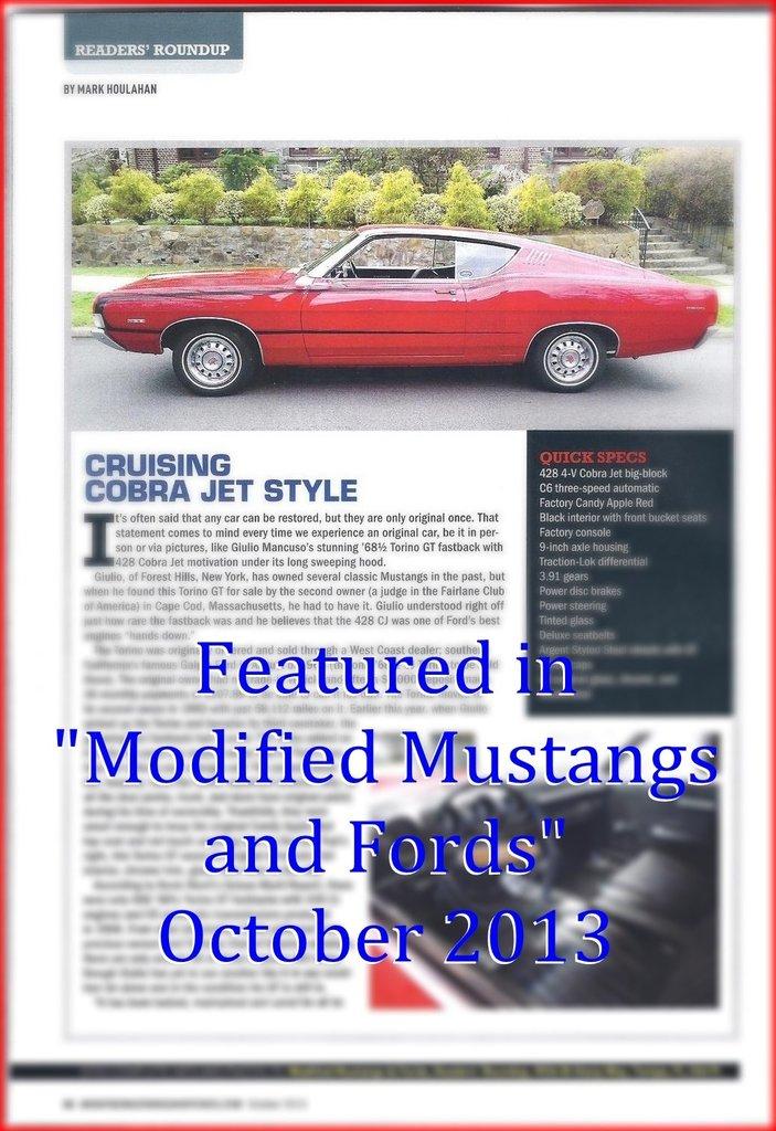 1968 Ford Torino Image 103