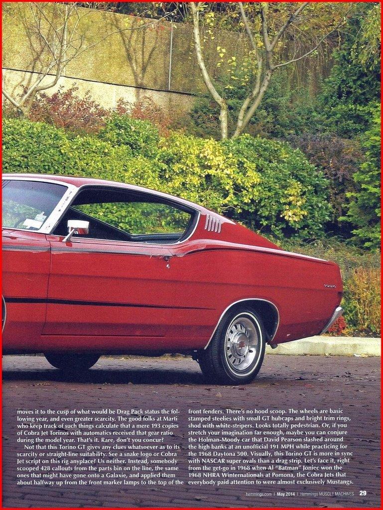1968 Ford Torino Image 106