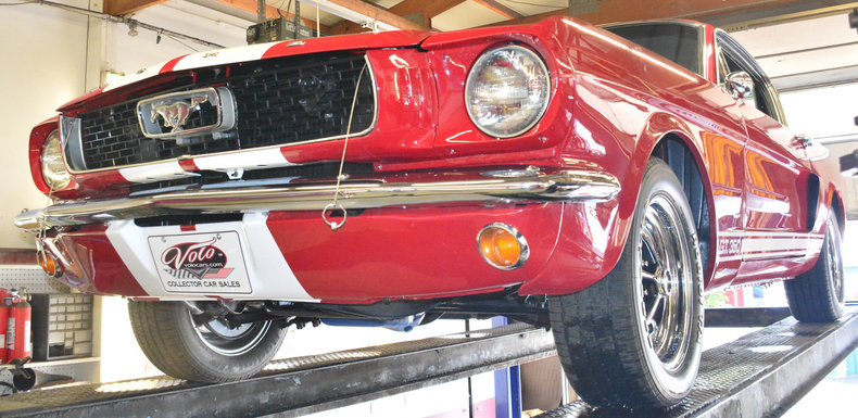 1966 Ford Mustang Image 92