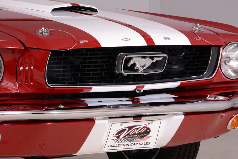 1966 Ford Mustang Image 5