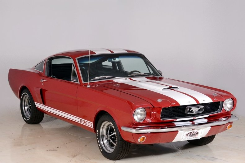 1966 Ford Mustang Image 89
