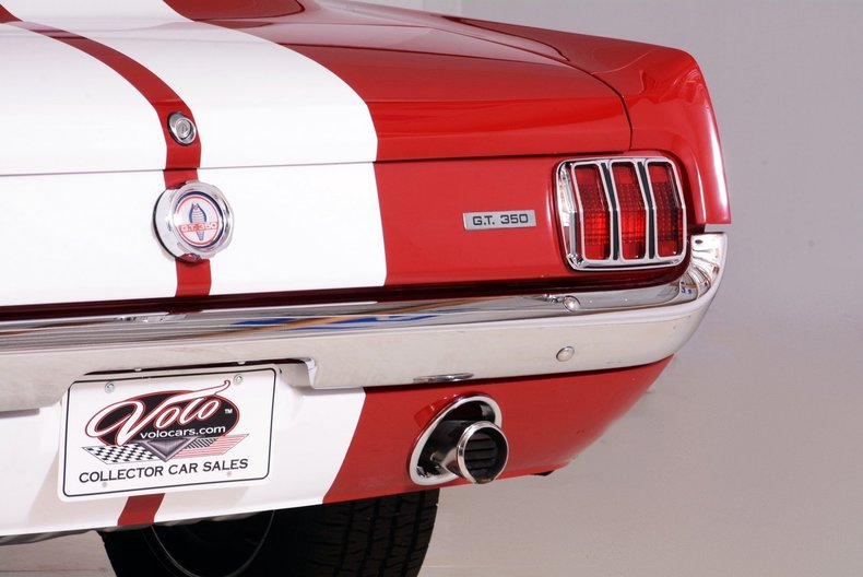 1966 Ford Mustang Image 90