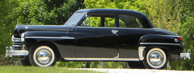 1949 Plymouth Special Deluxe Image 2