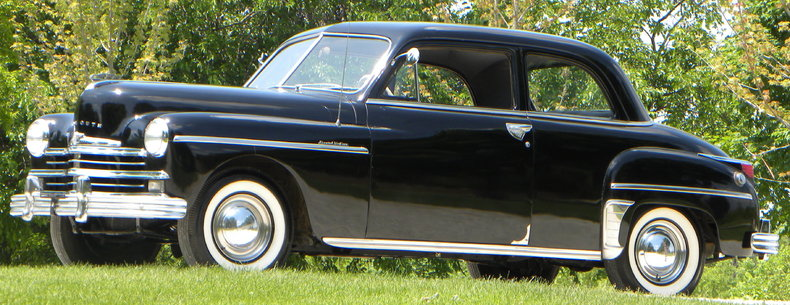 1949 Plymouth Special Deluxe Image 3