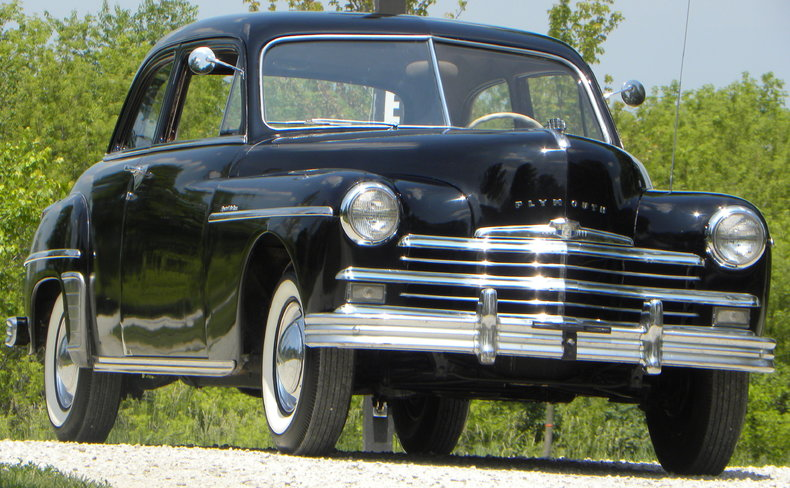 1949 Plymouth Special Deluxe Image 6