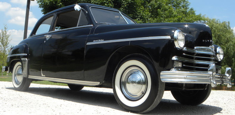1949 Plymouth Special Deluxe Image 10