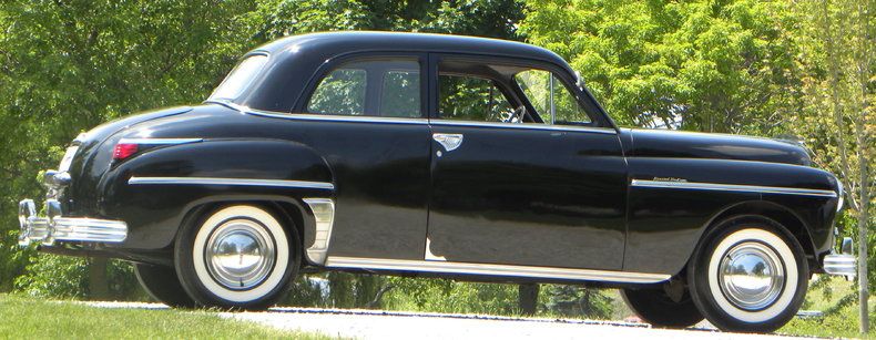 1949 Plymouth Special Deluxe Image 23