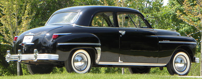 1949 Plymouth Special Deluxe Image 25