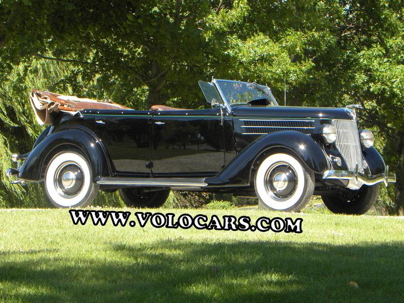 1936 Ford Model 68 Image 1