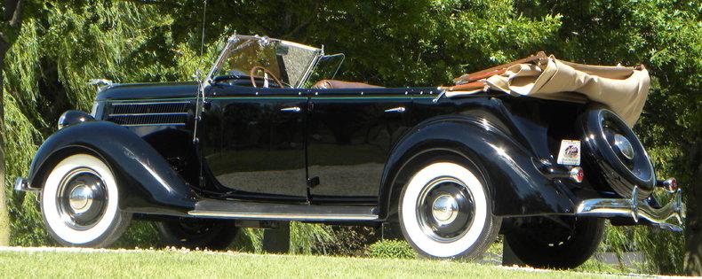1936 Ford Model 68 Image 2