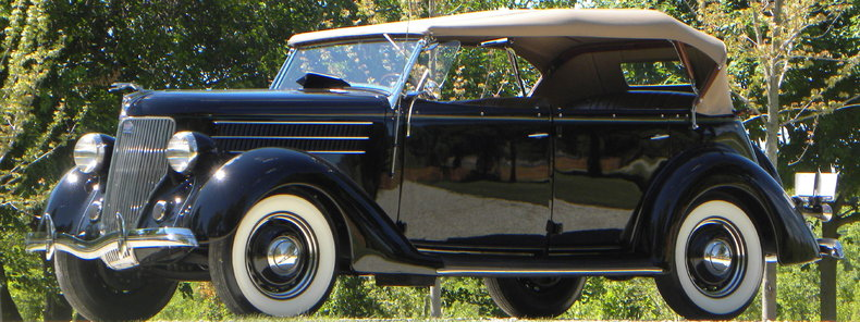 1936 Ford Model 68 Image 4