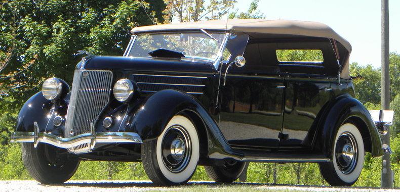 1936 Ford Model 68 Image 5