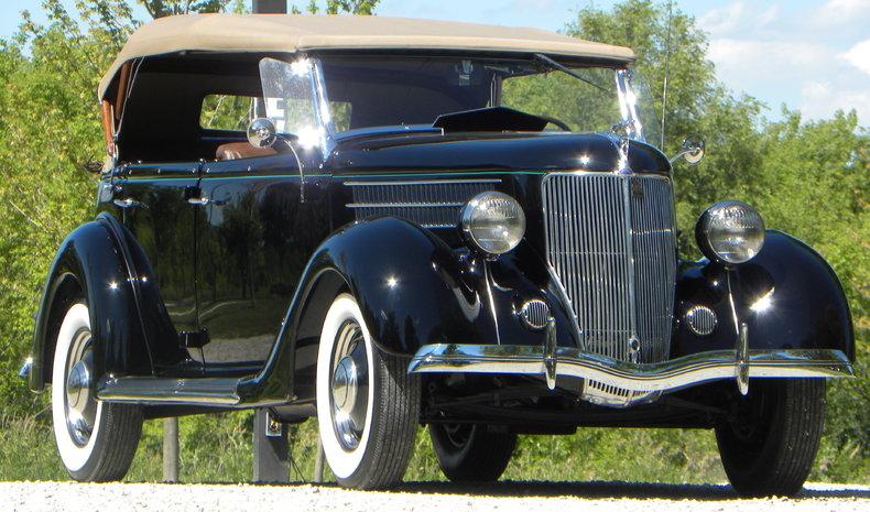1936 Ford Model 68 Image 6