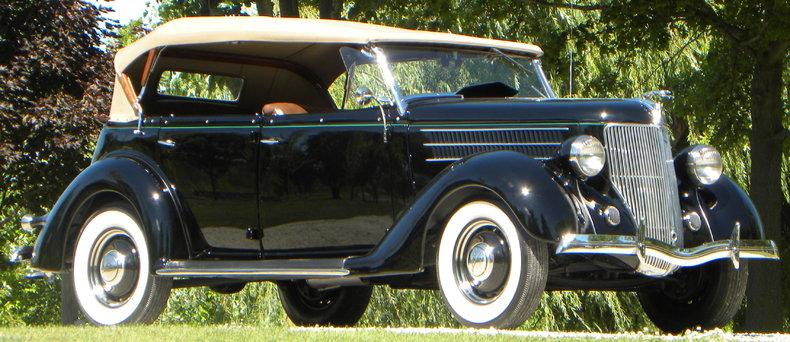 1936 Ford Model 68 Image 7