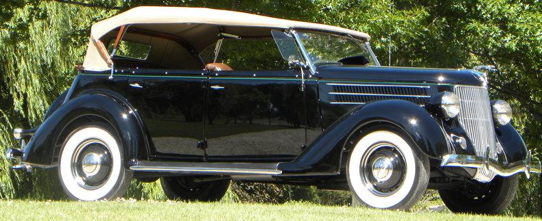 1936 Ford Model 68 Image 8