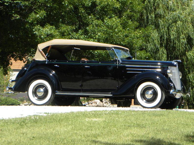 1936 Ford Model 68 Image 9