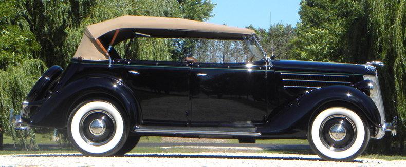 1936 Ford Model 68 Image 10