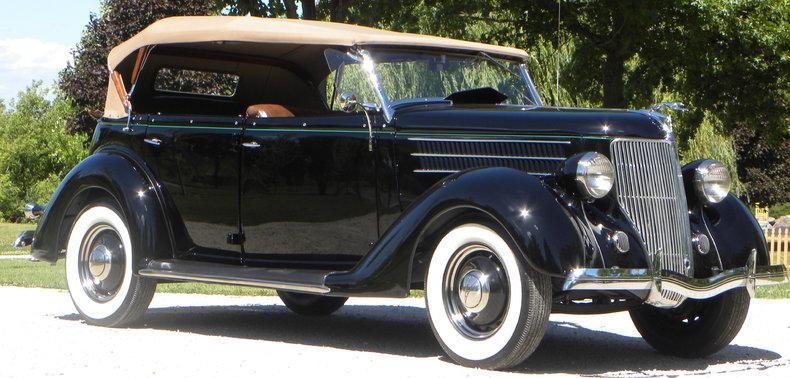 1936 Ford Model 68 Image 11