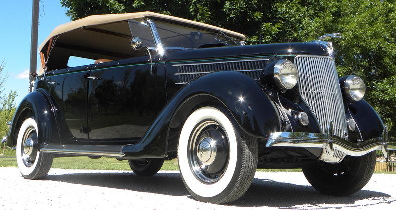 1936 Ford Model 68 Image 12