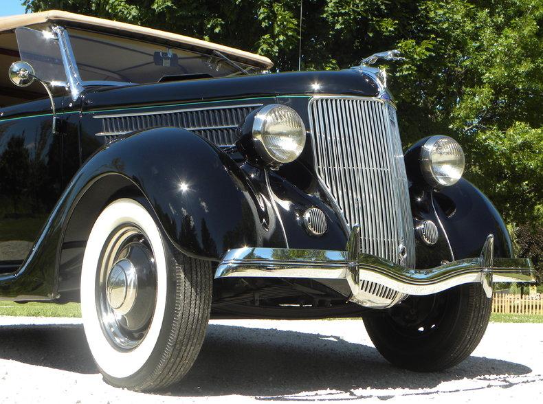 1936 Ford Model 68 Image 14