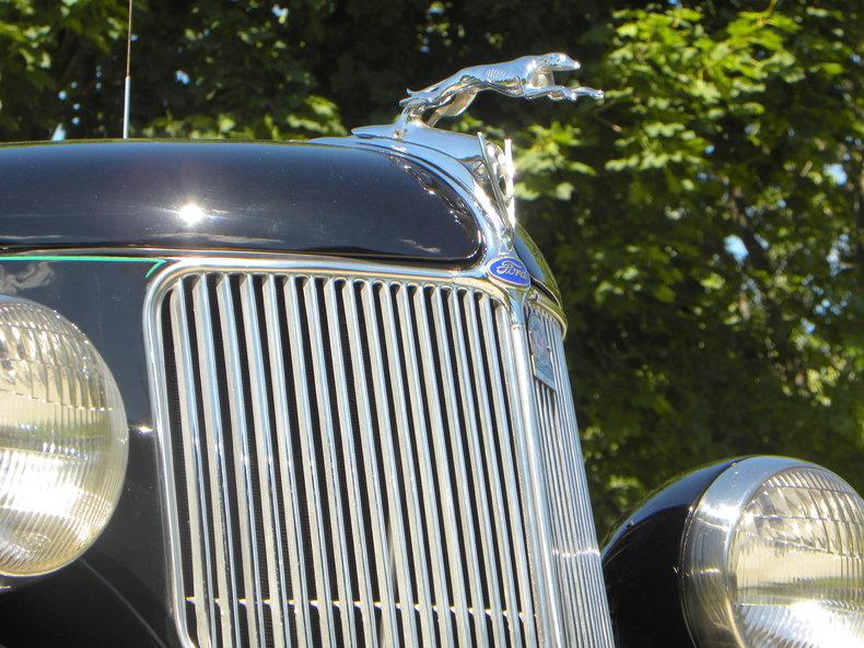 1936 Ford Model 68 Image 17
