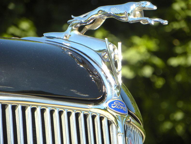 1936 Ford Model 68 Image 18