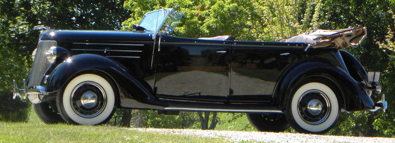 1936 Ford Model 68 Image 26