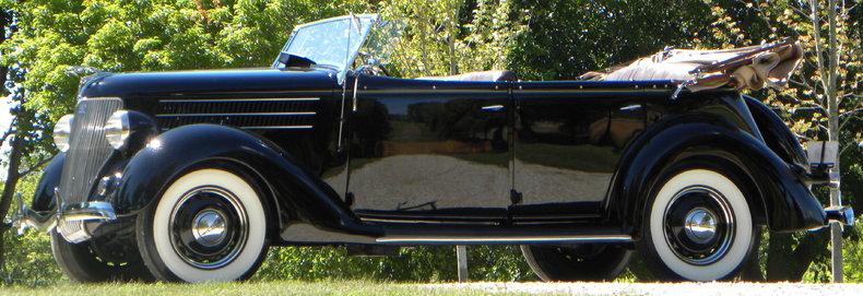 1936 Ford Model 68 Image 27