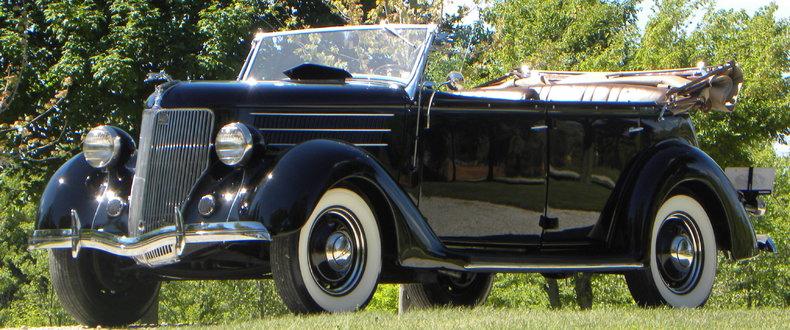 1936 Ford Model 68 Image 28