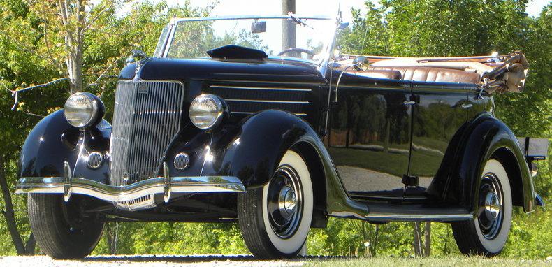 1936 Ford Model 68 Image 29