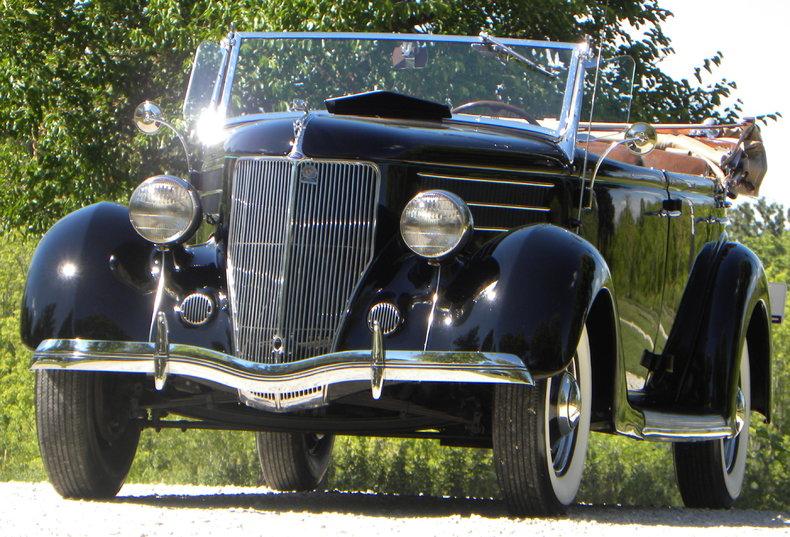 1936 Ford Model 68 Image 30