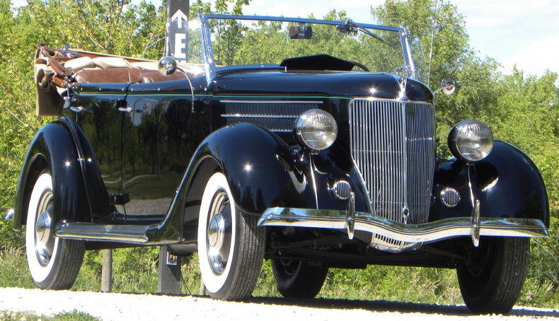 1936 Ford Model 68 Image 31