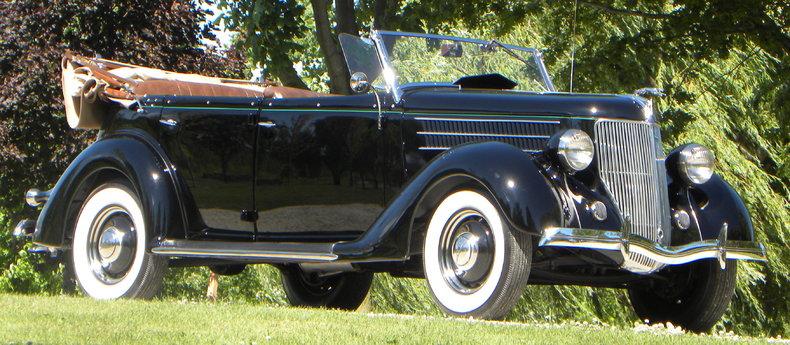 1936 Ford Model 68 Image 32