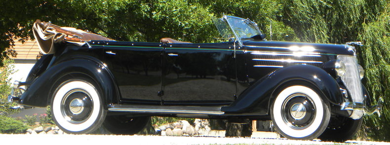 1936 Ford Model 68 Image 33